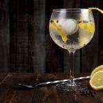 less calorie cocktails gin tonic