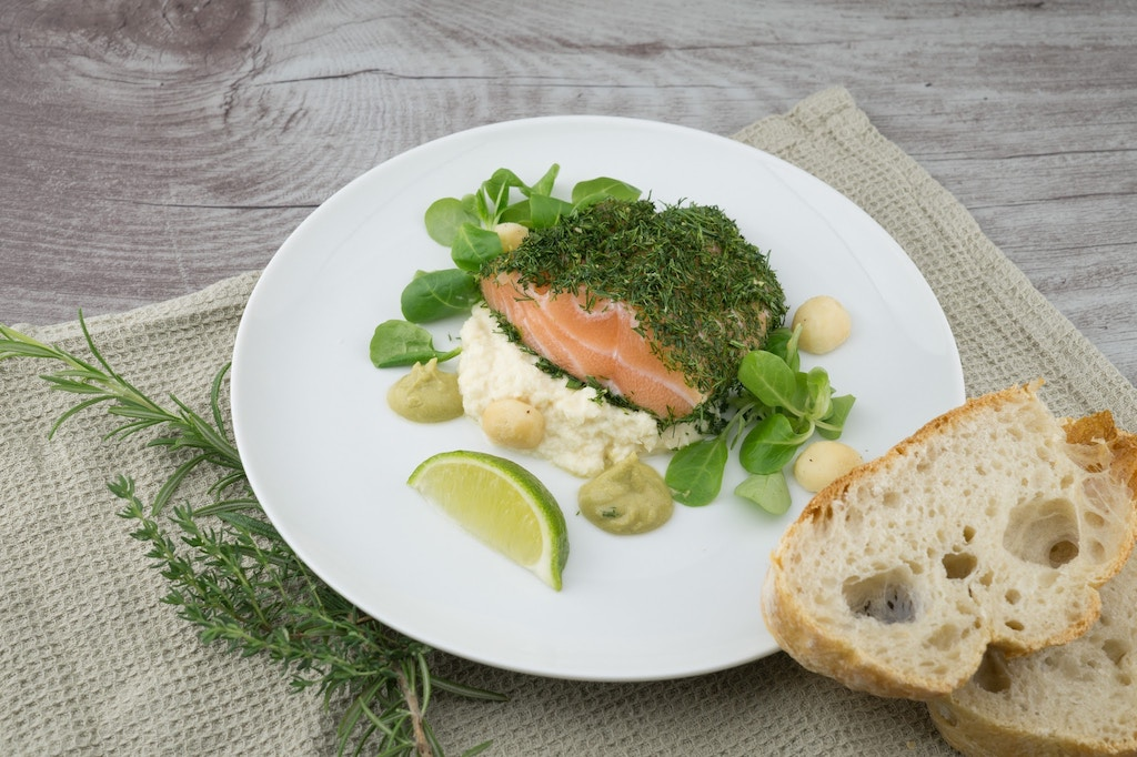 Increase your Testosterone Naturally salmon