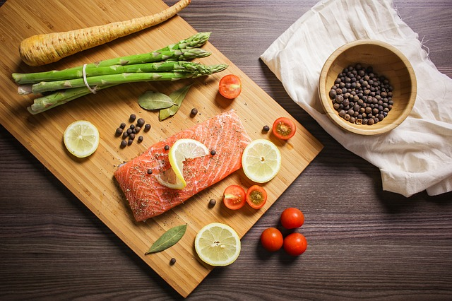 7 most nutritious food salmon