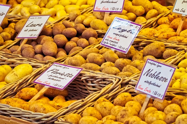 7 most nutritious food potatoes
