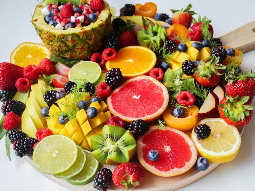 10 most nutritious fruits and vegetables Fruit