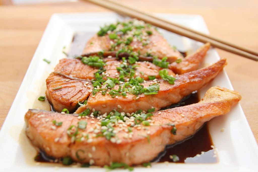 8 Best Foods to Eat After a Workout salmon
