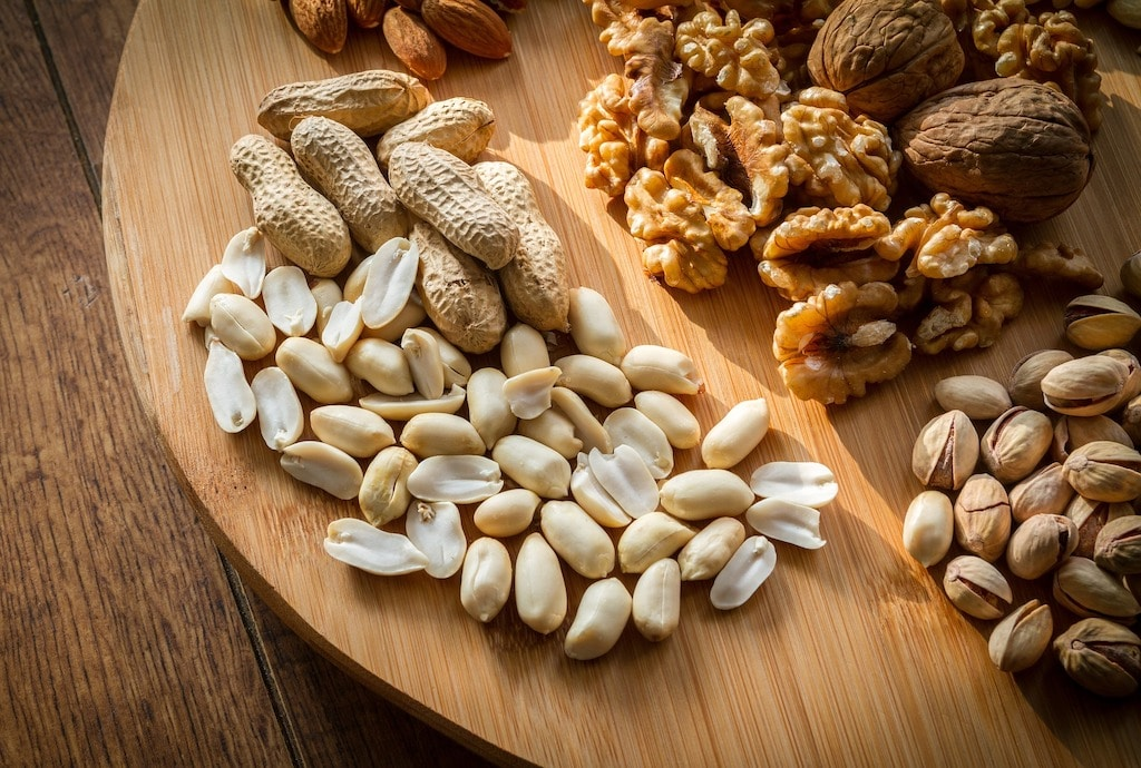 Healthy Anti-Stress Foods