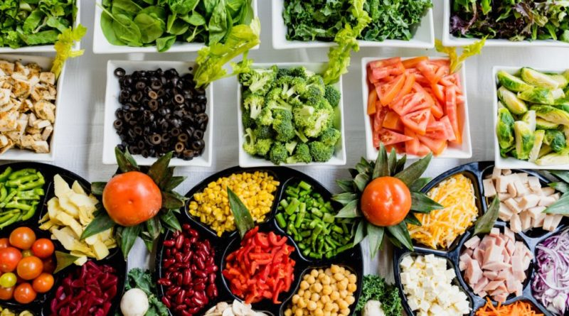 10 most nutritious fruits and vegetables